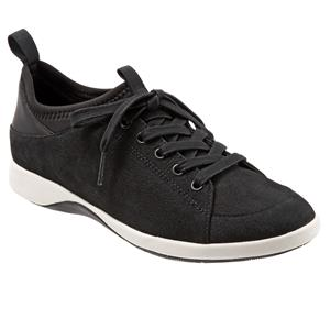 Haven Black Nubuck